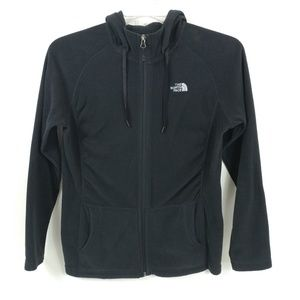 The North Face Polartec Classic Hoodie Black